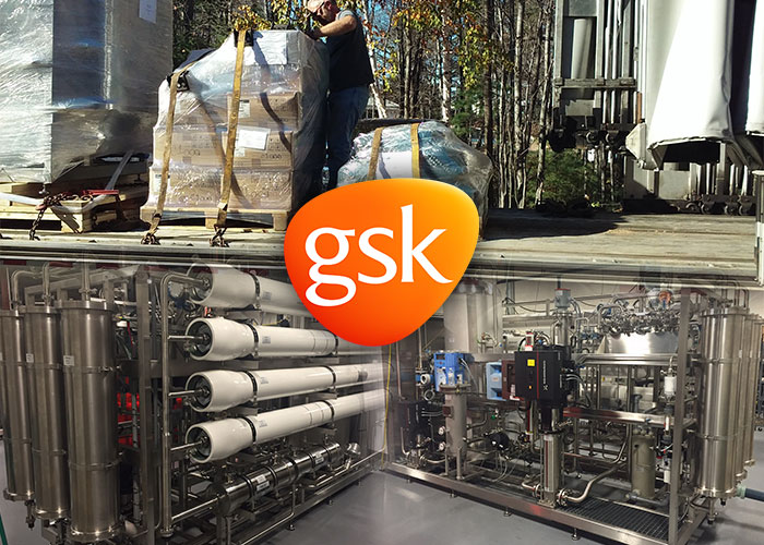 GSK RD project AIRO Logistics Inc. Develops Transportation Plan and Manages Delivery of GlaxoSmithKline (GSK) Vaccine R&D Expansion Project