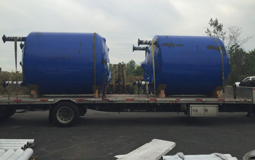 turnkey pic 1080x675 AIRO Delivers Biotech Tanks to Turn Key Modular Systems – Mississauga ON Canada
